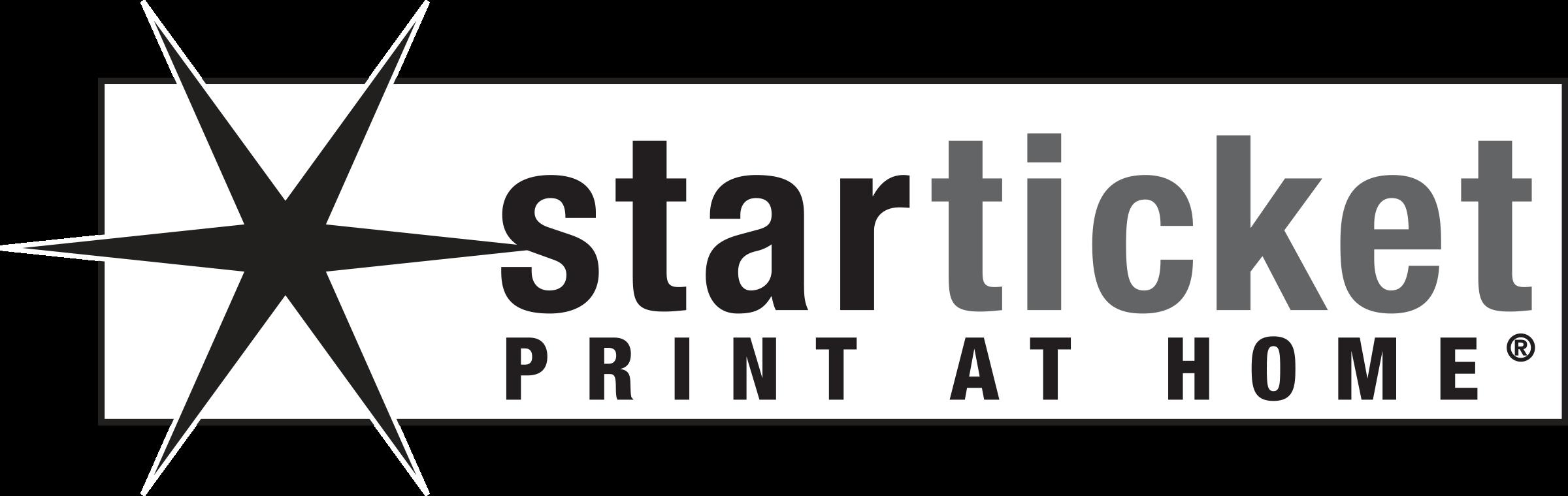 Starticket_Logo_printathome_schwarz-weiss